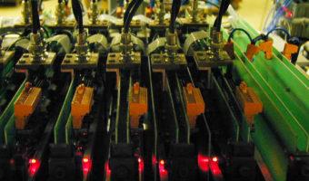 elektrotechnický průmysl